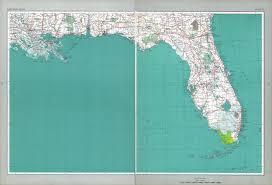 Florida Everglades Map by Statemaster Maps Of Florida 31 In Total