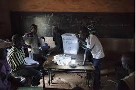 tenue bureau de vote mali présidentielle premières tendances dévoilées après le