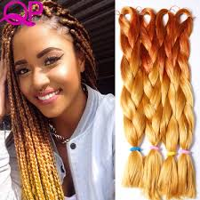 ombre kanekalon braiding hair ombre kanekalon braiding hair 24 100g 1 kinky twist hair two tone