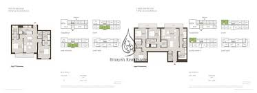 3 Bedroom Apartments Floor Plans by Hartland Greens Duplex 3 Bedroom Building 2 3 Floor Plans