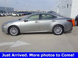 pre owned lexus lexington ky 2016 lexus es panoramic roof for sale used cars on buysellsearch