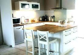 petit ilot cuisine ilot cuisine finest cuisine avec ilot pour superb