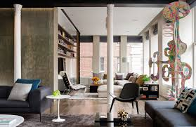 9 modern loft style living spaces inspiration dering hall