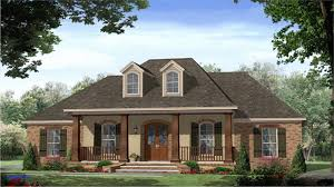 brick farmhouse plans country house plans beautiful 2 story french country brick house