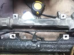 bmw e36 steering rack manual steering rack won t fit in my e36