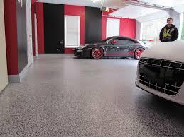 Flo Coat Resurfacer by Floor Design Beautify Your Garage Decoration With Epoxy Rustoleum