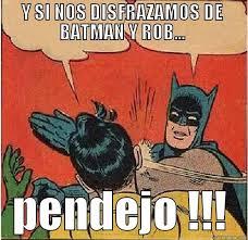 Memes De Batman Y Robin - batman slapping robin memes quickmeme