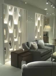 home design half wall room divider ideas dividers living