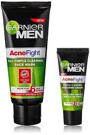 Garnier Acno Fight Whitening Serum buy garnier acno fight wash for 100g free garnier