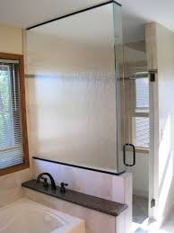 patterned glass shower doors corner shower american mirror u0026 glass