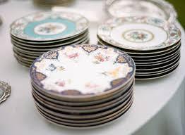mismatched plates wedding the 25 best mismatched china wedding ideas on