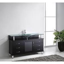 55 Inch Bathroom Vanity Double Sink 51 60 Inches Bathroom Vanities U0026 Vanity Cabinets Shop The Best