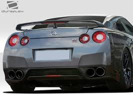 nissan gtr for sale in pakistan duraflex r35 oer facelift conversion 6 pc for nissan gt r 09 15