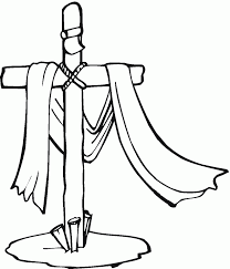 other cross coloring pages free cross coloring pages others