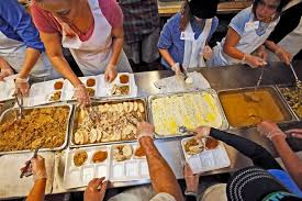 photos salvation army thanksgiving meal holidays in tucson