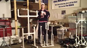 Audio Rack Plans The Ultimate Hockey Rack Youtube