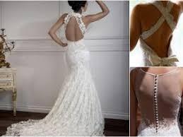 robe de mariã e dentelle dos robe de mariée dos nu part 3 les robes sexys et les détails à