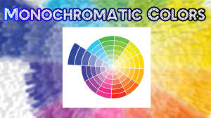 Monochromatic - monochromatic colors youtube