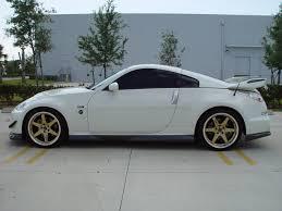 Nissan 350z Body Kits - photoshop nismo v3 rear wing on my z my350z com nissan 350z