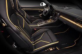 porsche interior interior porsche 991 stinger gtr turbo topcar