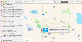 Map Near Me Find Nearby Stores With Apple Maps Ask Dave Taylor