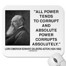 El poder Corrompe