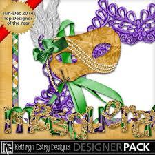mardi gras frames digital scrapbooking kits masquerade mardi gras frames kathryn