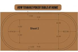 how to make a poker table table diy how to make poker table at home