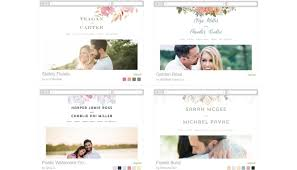 bridal websites the best wedding websites in 2018 why you need one unbridely