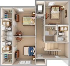 six bedroom floor plans tour 6 bedroom capstone cottages of san marcos
