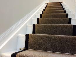 indoor stair lighting ideas dining room stair lights indoor recessed stairwell lighting