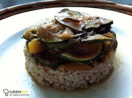 cuisine sucré salé sucré salé de riz aux courgettes autres plats cuisinés