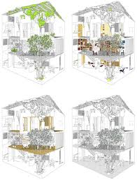 House Architecture Drawing 359 Best Architectural Presentation Esquisse Sketches Images On
