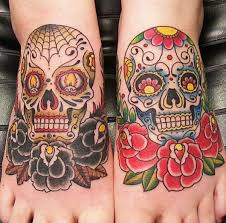 cool sugar skull tattoos don t you just everything on these