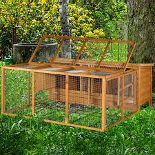 Cheap Rabbit Hutch Home U0026 Roost U2013 6ft Chartwell Single Luxury Rabbit Hutch