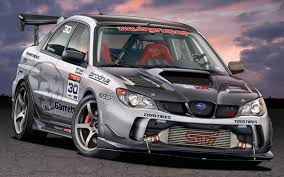 subaru tuner wallpapers subaru tuning cars