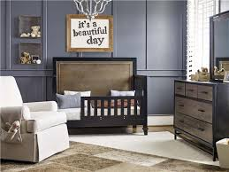 Black Convertible Crib Smartstuff Furniture Myroom Convertible Crib