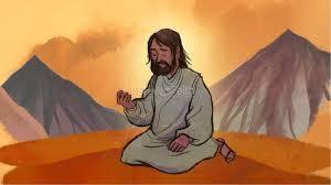 matthew 4 jesus tempted kids bible story kids bible stories