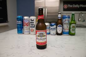 coors light halloween costume ranking america u0027s 10 best selling beers what tastes best