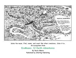 tropical beach coloring pages mazes and coloring pages roxie munro author artist