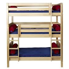 Plans For Triple Bunk Beds by Get 20 Bunk Beds With Mattresses Ideas On Pinterest Without