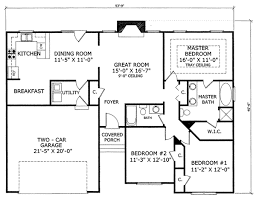 how to make blueprints for a house blueprint house plans pic photo blueprint home design home