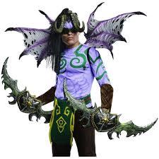 Warcraft Halloween Costume Heights Blizzard Animation Team Worldofwarcraft
