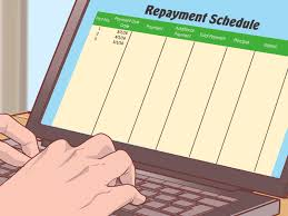 4 simple ways to write a payment agreement wikihow