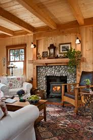 Interior Of Log Homes by Best 25 Cabin Design Ideas On Pinterest Cabin Interior Design