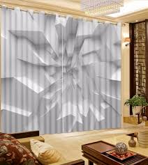 2017 Window Treatments Online Get Cheap Curtains Blackout White Aliexpress Com Alibaba