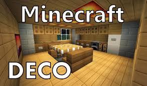 minecraft comment créer une cuisine