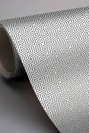 tile decals quadrostyle geometric maze removable wallpaper in