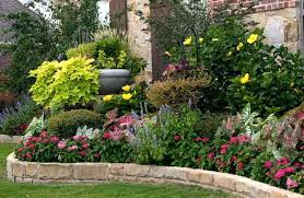Perennial Garden Design Ideas Flower Garden Planning Ideas Corner Small Flower Garden Small