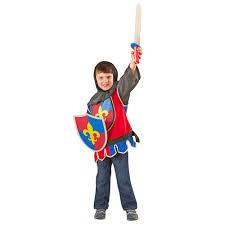 melissa u0026 doug knight costume set toys r us
